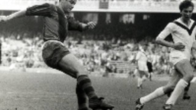 Photo of Eulogio Martínez in action