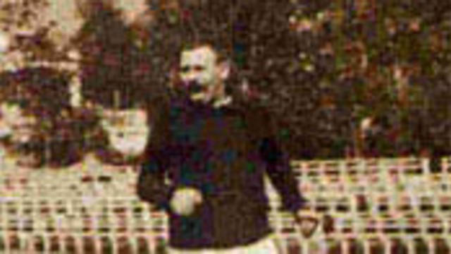 Photo of Gamper later on in life