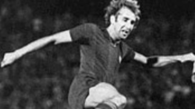 Photo of Carles Rexach in action
