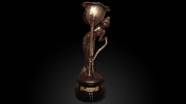 The Copa Macaya, the first trophy Barça ever won