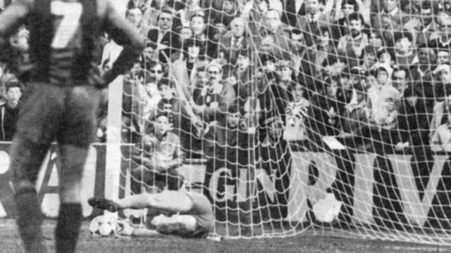 1985. Urruti, I love you: a much awaited Spanish League victory