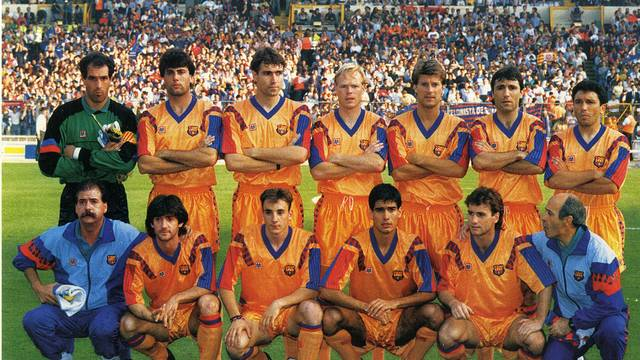 Team (Wembley, 1992)