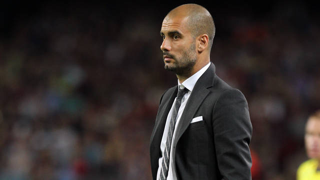 2008. Guardiola returns as manager