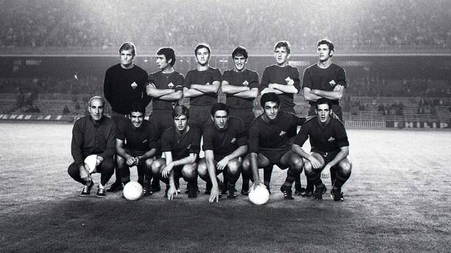 Barça Atletic (October 1970)