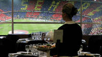 FCB VIP service in a match or any event at Camp Nou