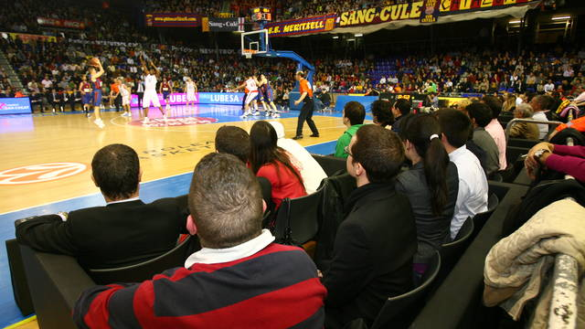 Courtside Box