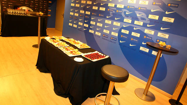 Catering Courtside Boxes