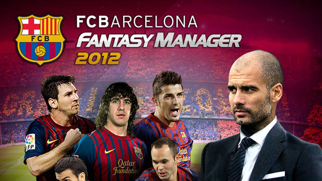 FC Barcelona launches 'FC Barcelona Fantasy Manager 2012'