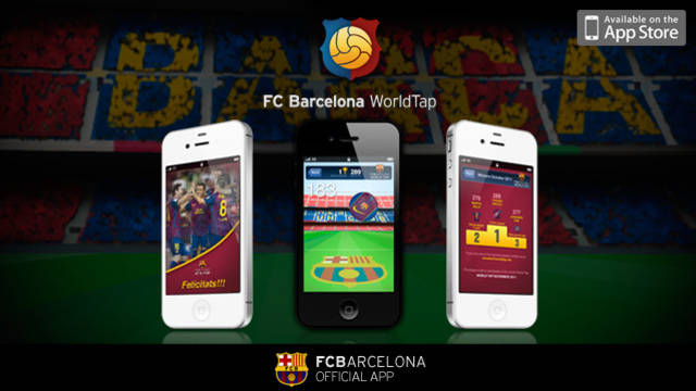 FCB WorldTap 2011