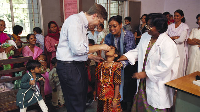 Bill Gates / Photo: Bill &amp; Melinda Gates Foundation