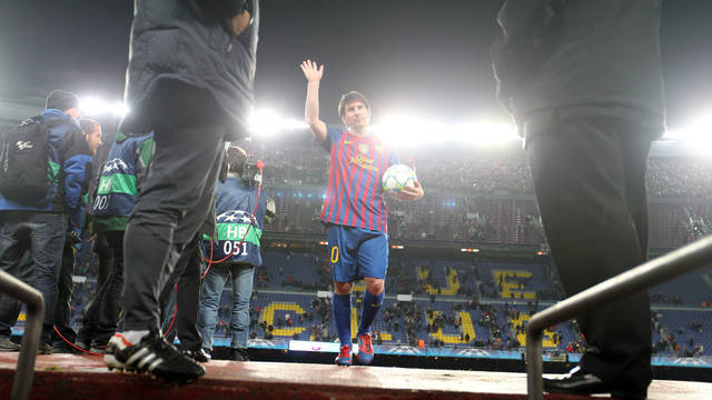 Nombres de rcord de Lionel Messi / FOTO: ARXIU FCB