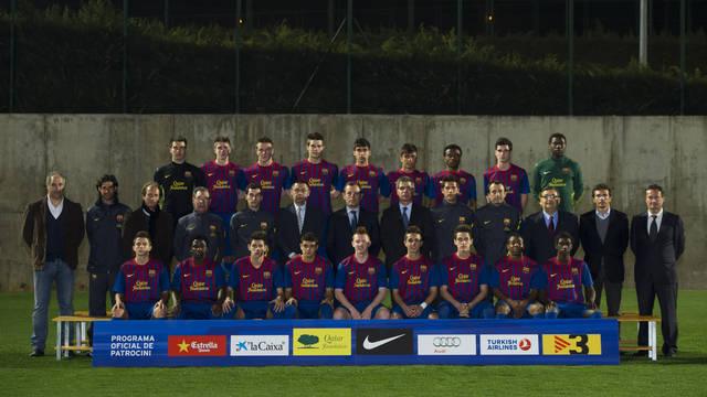 Futbol, Cadet A