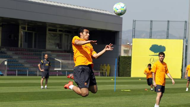 Pedro / PHOTO: MIGUEL RUIZ - FCB