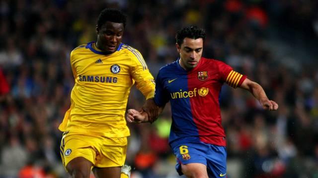 چلسی بارسلونا ۲۰۰۸