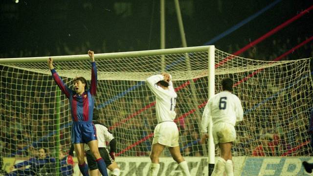 19-1-1991 BARÇA-MADRID (LLIGA) - AUTOGOL DE SPASIC (3)-Optimized
