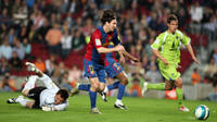 Messi / PHOTO: ARXIU FCB