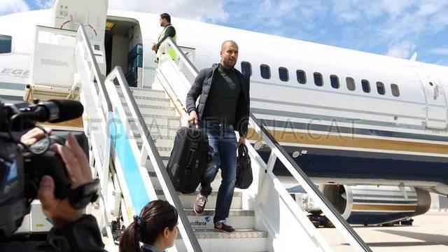 ▐★● صور وصول وفد نادي برشلونة إلى كتالونيا ●★ ▐ 2012-04-19_VIAJE_06-