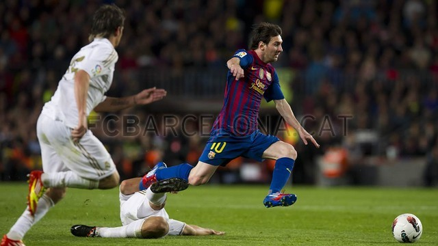 FCB - MADRID / FOTO: LEX CAPARRS - FCB