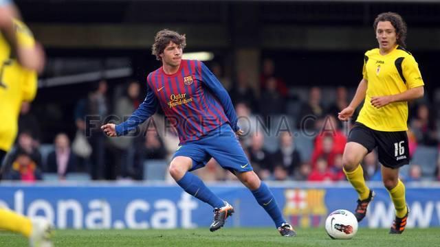 FCB B-R.MÚRCIA (1-0). FOTO: MIGUEL RUIZ- FCB.