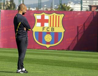 Guardiola / FOTO: ARXIU FCB
