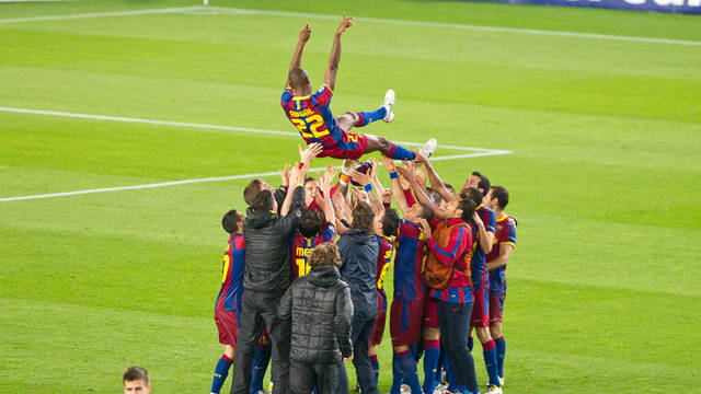 PHOTO: ARXIU FCB