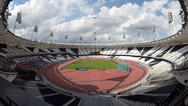 Olympic Stadium of London / PHOTO: www.london2012.com