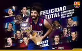 CAMPEONES  BALONCESTO - LIGA ENDESA 2011-12