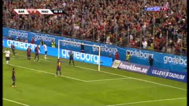 FC Barcelona - Manchester United (0-0). HIGHLIGHTS