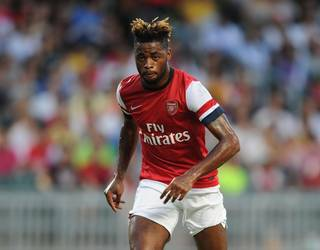 Alex Song / PHOTO: Arsenal
