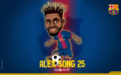 Alex Song Toons
