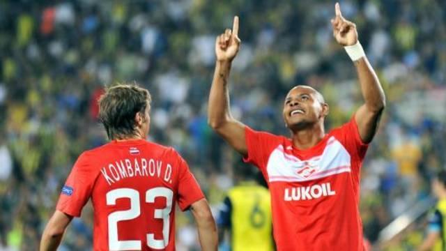 Spartak / PHOTO: uefa.com