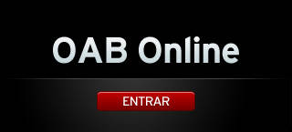 OAB Online. Entrar