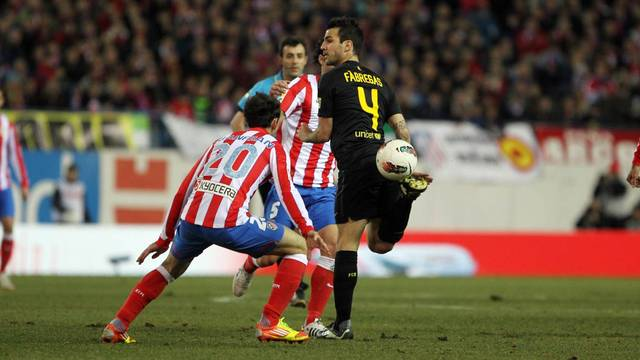 Atltico Madrid - FCB / PHOTO: ARCHIVE -FCB