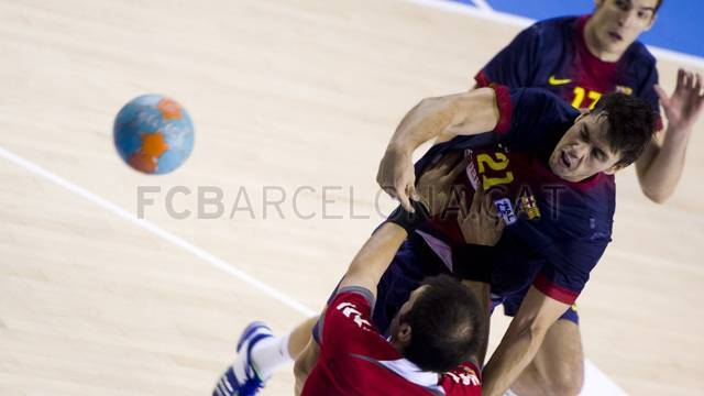 PHOTO: ÀLEX CAPARRÓS - FCB
