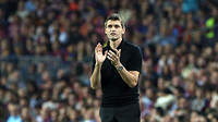 Tito Vilanova during the game / PHOTO: MIGUEL RUIZ - FCB