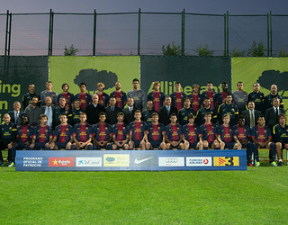 FC Barcelona B 2012/13