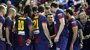 Barça Intersport / PHOTO:Miguel Ruíz-FCB