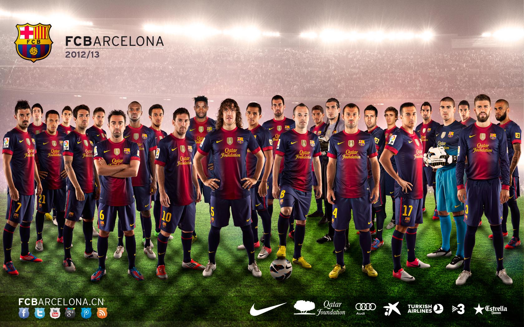 fonds d 39 crans 2012 13 fc barcelona