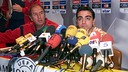 Xavi, 150 matches internationaux