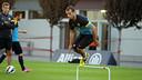 Mascherano / PHOTO: MIGUEL RUIZ-FCB.