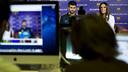 Hangout with Gerard Piqué / PHOTO: ÀLEX CAPARRÓS