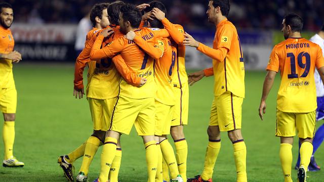 El Barça agains Alavés / FOTO: MIGUEL RUIZ - FCB