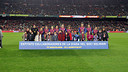 The 1st Members' Solidarity Day was held on 22nd December 2011 on the day of the Kings Cup R32 return leg against Hospitalet / PHOTO: ARCHIVE FCB