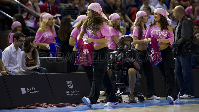 Cheerleaders 2012/13 FOTO: FCB