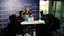 Terrassa's footballer Xavi Hernndez will answer the best questions on Thursday / PHOTO: MIGUEL RUIZ-FCB