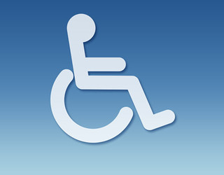 Tickets for supporters with reduced mobility