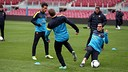 Training session 28/11/2012