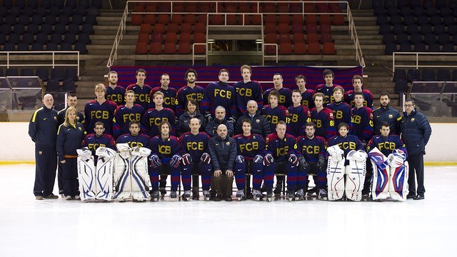 2012-13 Team Roster / PHOTO: FCB ARCHIVE
