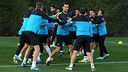 Training session 21/12/2012