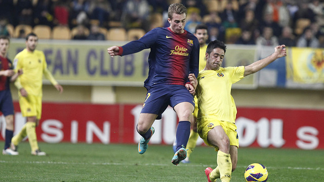 Deulofeu / PHOTO: VILLARREAL CF